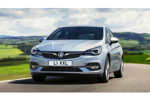 New Vauxhall Astra facelift arrives with major tech upgrades for 2019